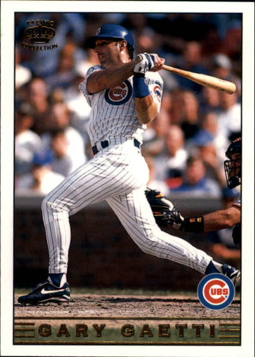 1999 Pacific Crown Collection #55 Gary Gaetti