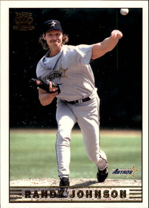 1999 Pacific Crown Collection #127 Randy Johnson
