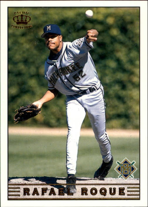 1999 Pacific Crown Collection #154 Rafael Roque RC