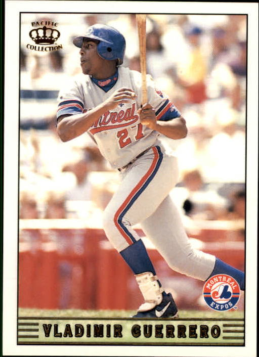 1999 Pacific Crown Collection #169 Vladimir Guerrero