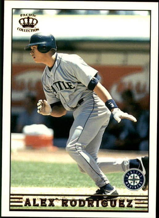 1999 Pacific Crown Collection #267 Alex Rodriguez