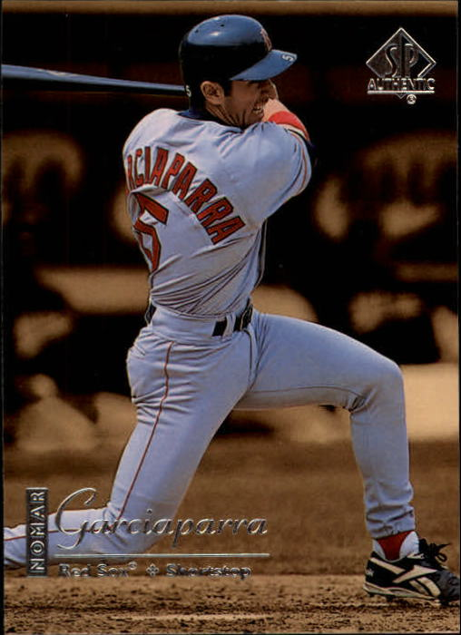 1999 SP Authentic #15 Nomar Garciaparra