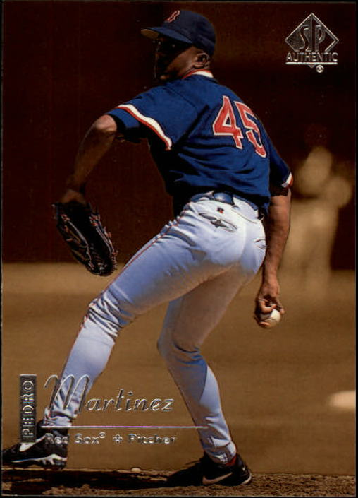 1999 SP Authentic #17 Pedro Martinez