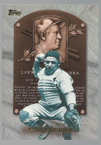 1999 Topps Hall of Fame Collection #HOF10 Yogi Berra