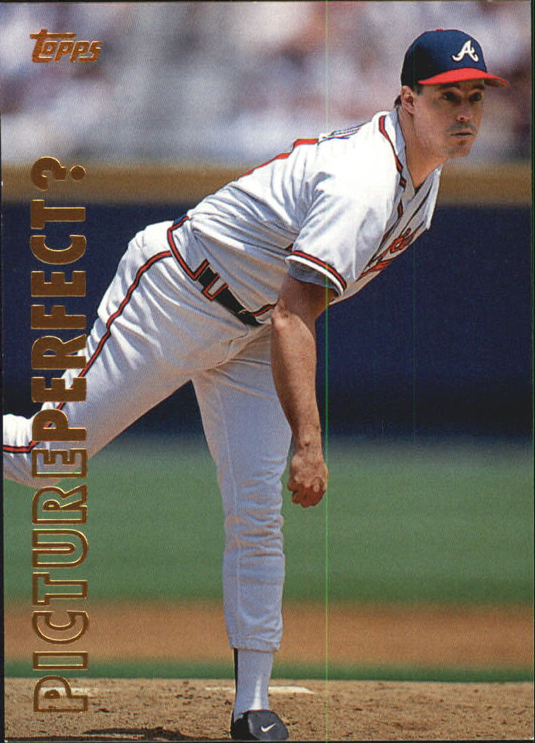 1999 Topps Picture Perfect #P5 Greg Maddux