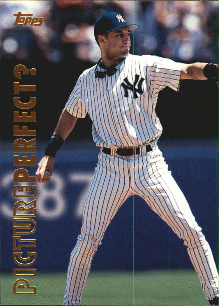 1999 Topps Picture Perfect #P10 Derek Jeter