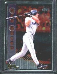 1999 Topps Chrome New Breed #NB7 Todd Helton