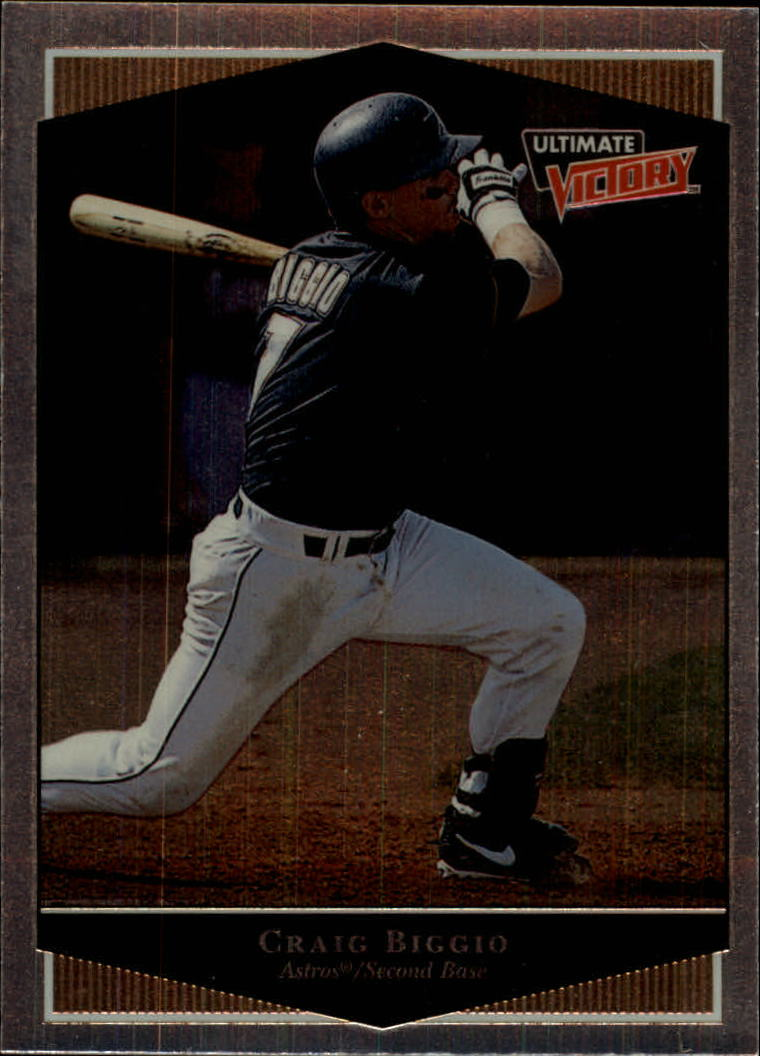 1999 Ultimate Victory #51 Craig Biggio