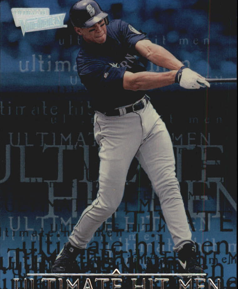 1999 Ultimate Victory Ultimate Hit Men #H5 Alex Rodriguez