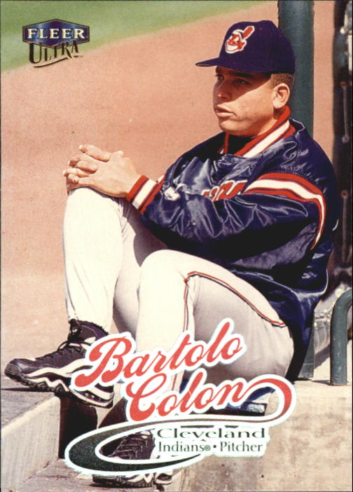 1999 Ultra #15 Bartolo Colon