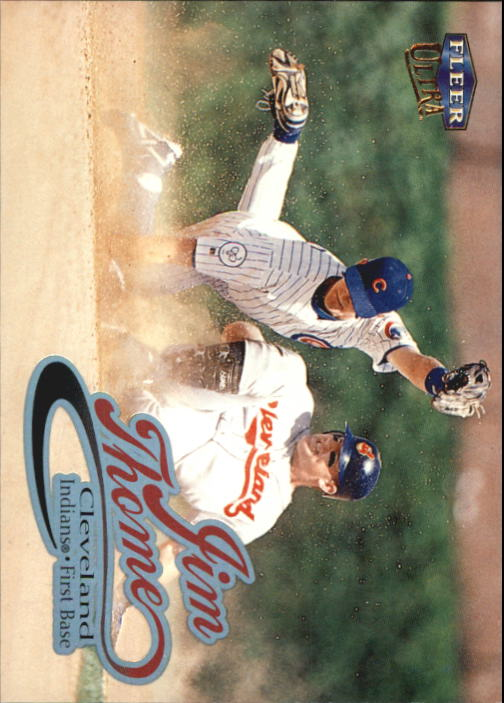 1999 Ultra #95 Jim Thome