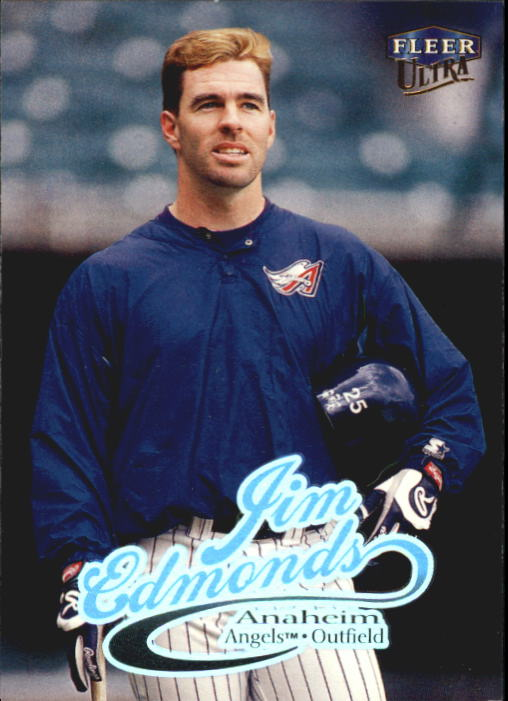 1999 Ultra #183 Jim Edmonds