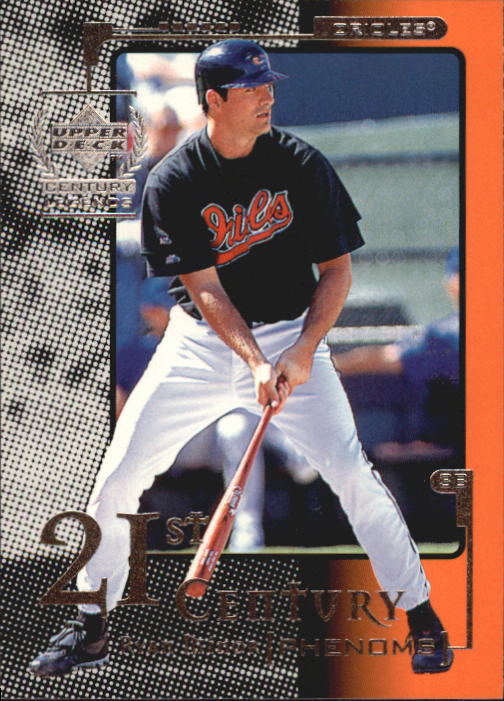 1999 Upper Deck Century Legends #105 Ryan Minor 21CP