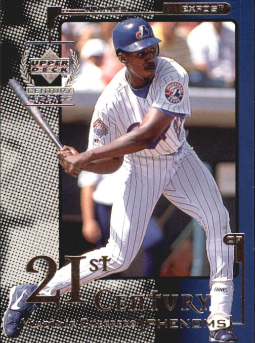 1999 Upper Deck Century Legends #111 Vladimir Guerrero 21CP