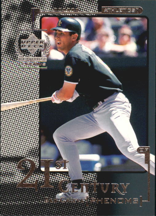 1999 Upper Deck Century Legends #112 Ben Grieve 21CP
