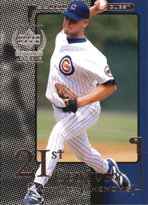 1999 Upper Deck Century Legends #113 Kerry Wood 21CP