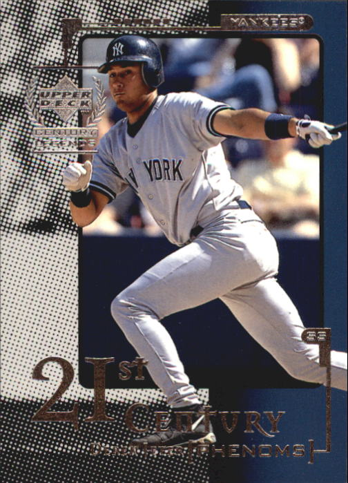 1999 Upper Deck Century Legends #116 Derek Jeter 21CP