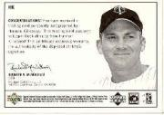 1999 Upper Deck Century Legends Epic Signatures #HK Harmon Killebrew back image
