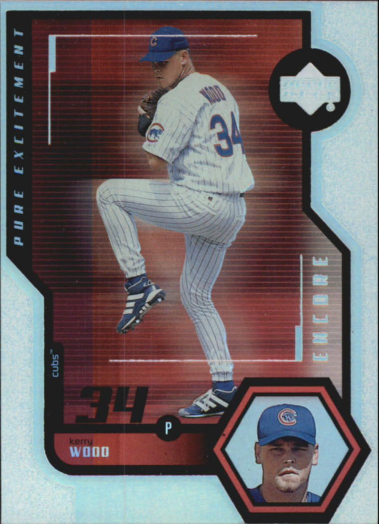 1999 Upper Deck Encore Pure Excitement #P9 Kerry Wood