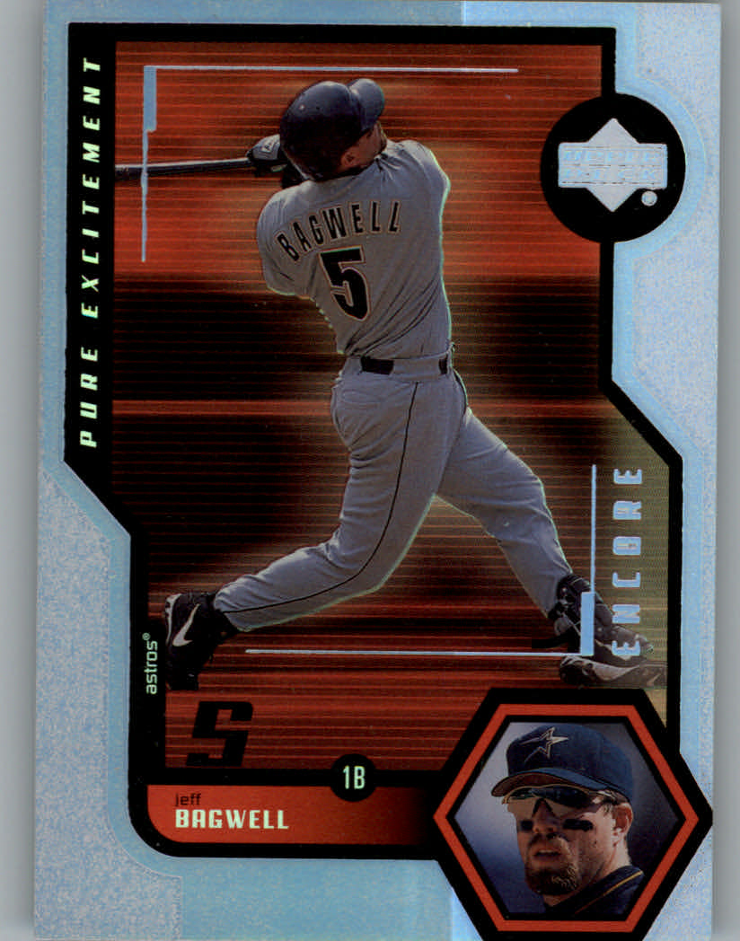 1999 Upper Deck Encore Pure Excitement #P14 Jeff Bagwell