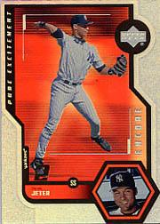 1999 Upper Deck Encore Pure Excitement #P19 Derek Jeter