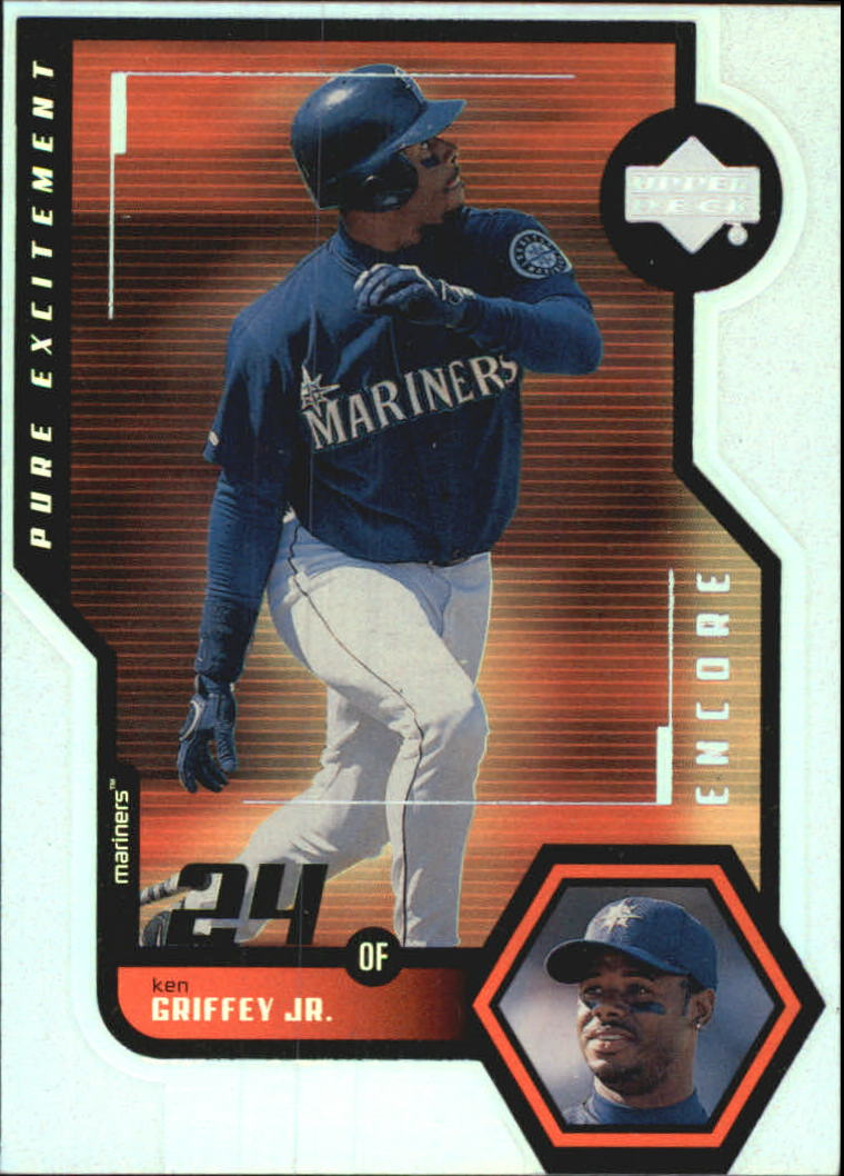 1999 Upper Deck Encore Pure Excitement #P26 Ken Griffey Jr.