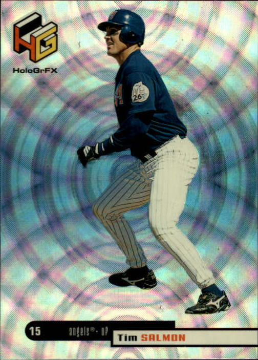 1999 Upper Deck HoloGrFX #3 Tim Salmon