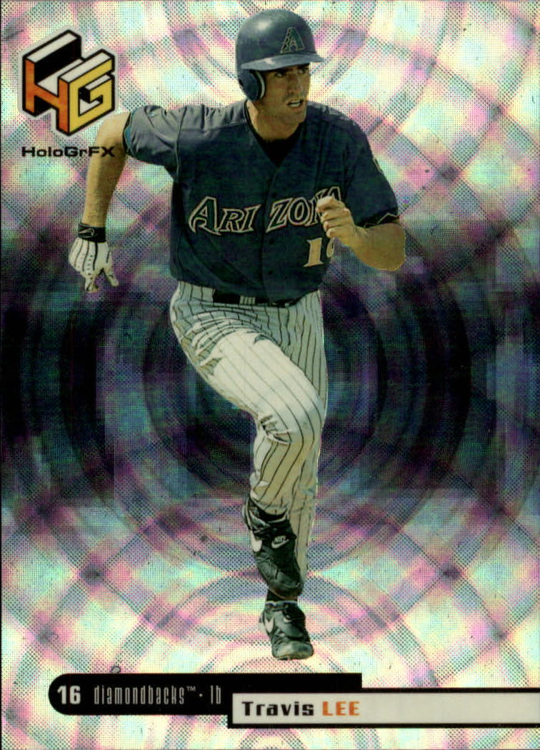 1999 Upper Deck HoloGrFX #5 Travis Lee