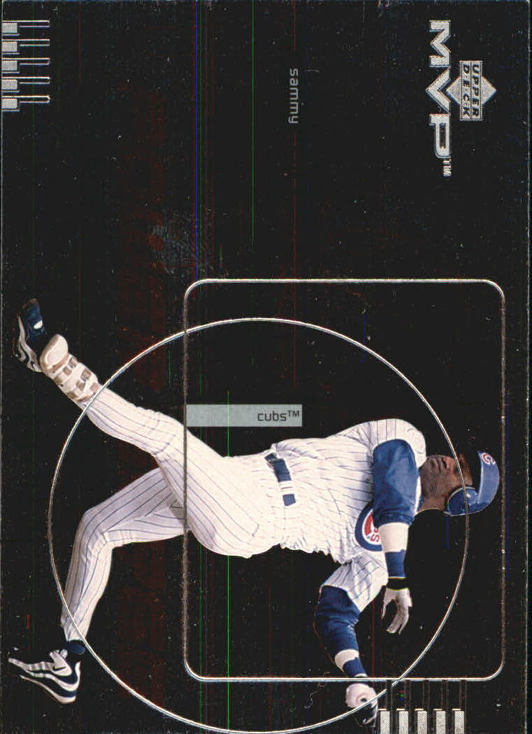 1999 Upper Deck MVP Power Surge #P2 Sammy Sosa