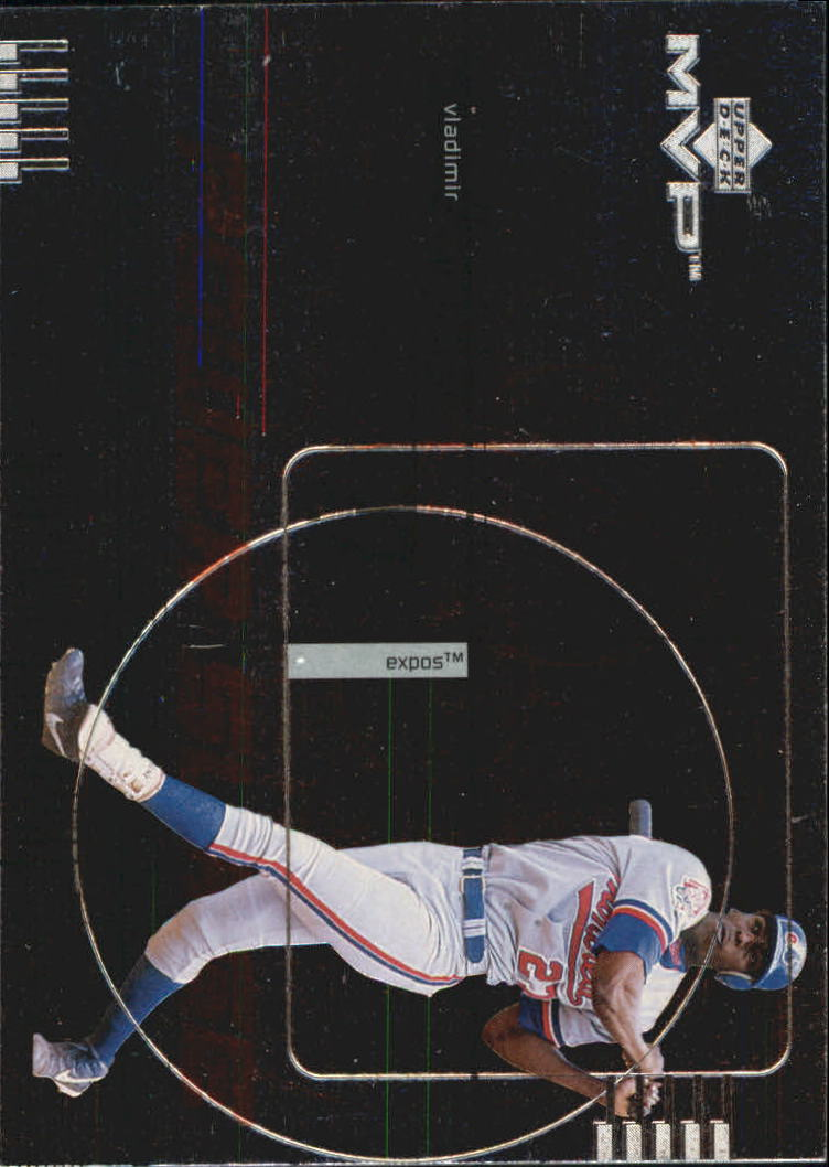 1999 Upper Deck MVP Power Surge #P7 Vladimir Guerrero