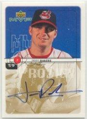 1999 Upper Deck MVP ProSign #JRA Jason Rakers