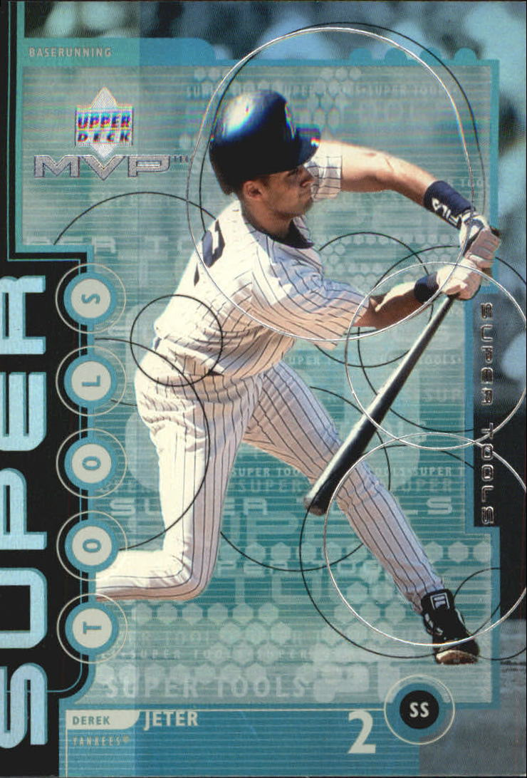 1999 Upper Deck MVP Super Tools #T4 Derek Jeter