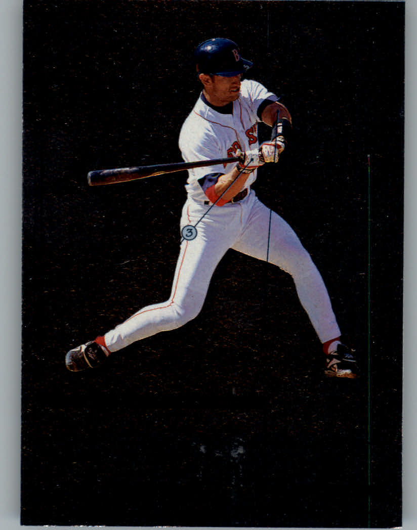 1999 Upper Deck MVP Swing Time #S6 Nomar Garciaparra