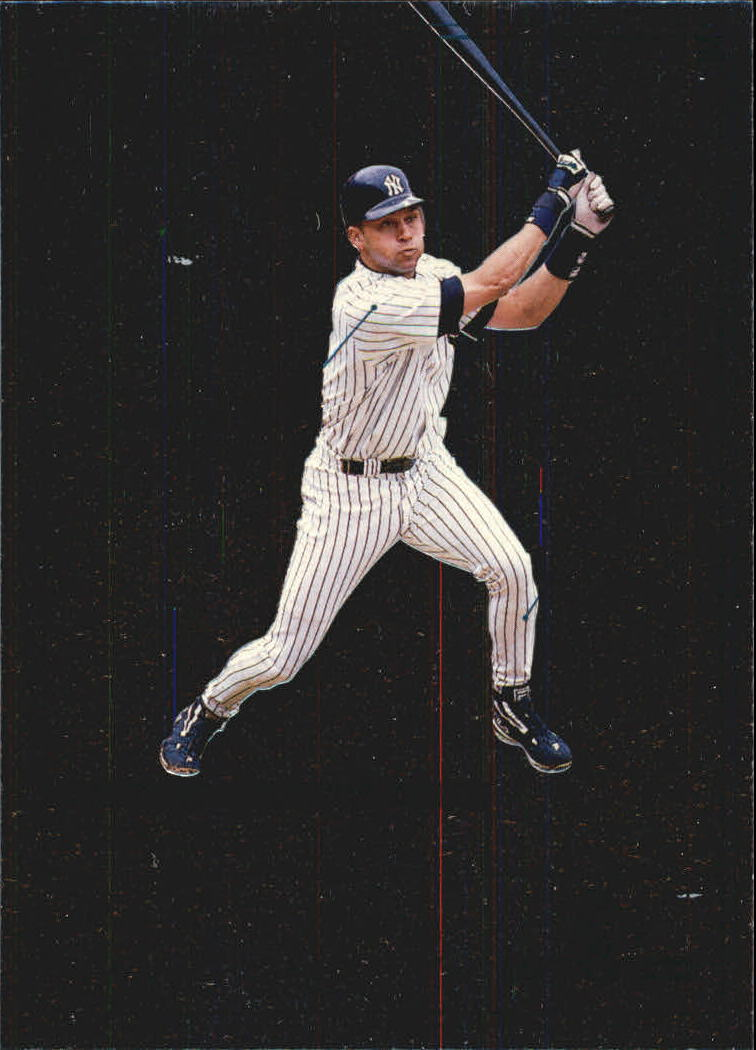1999 Upper Deck MVP Swing Time #S12 Derek Jeter