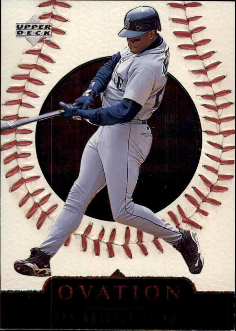 1999 Upper Deck Ovation #1 Ken Griffey Jr.