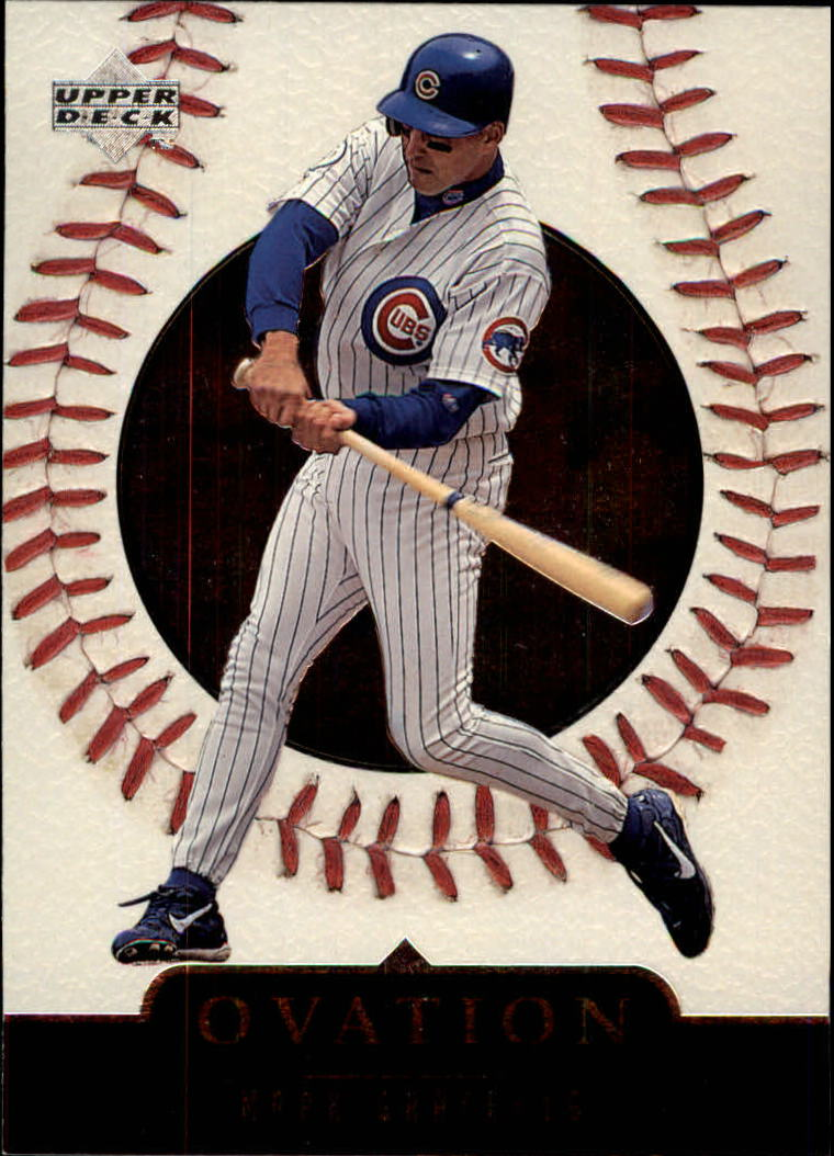 1999 Upper Deck Ovation #7 Mark Grace