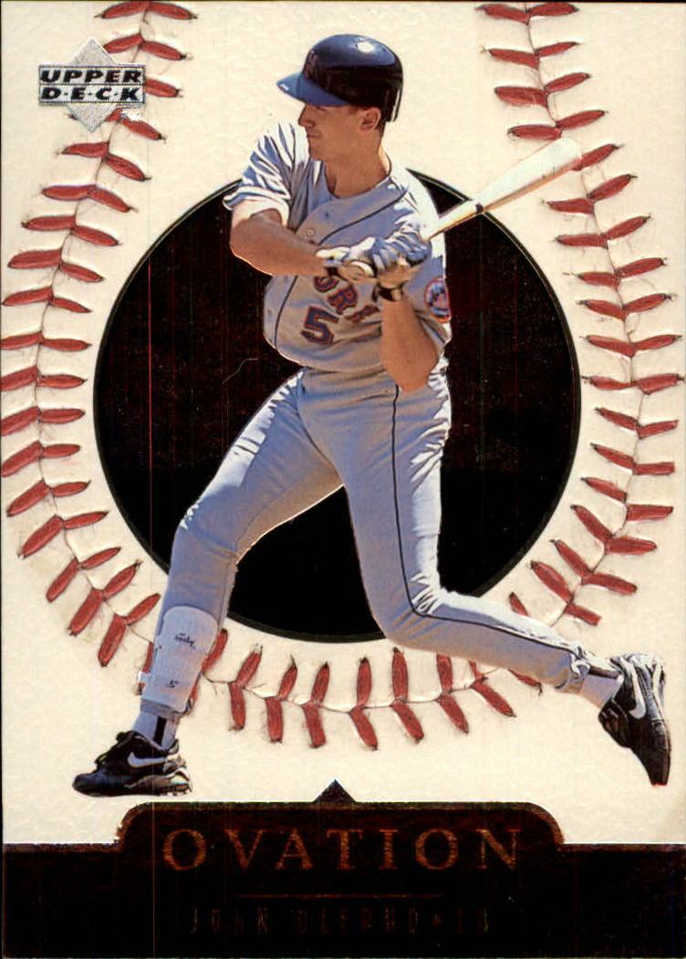 1999 Upper Deck Ovation #8 John Olerud