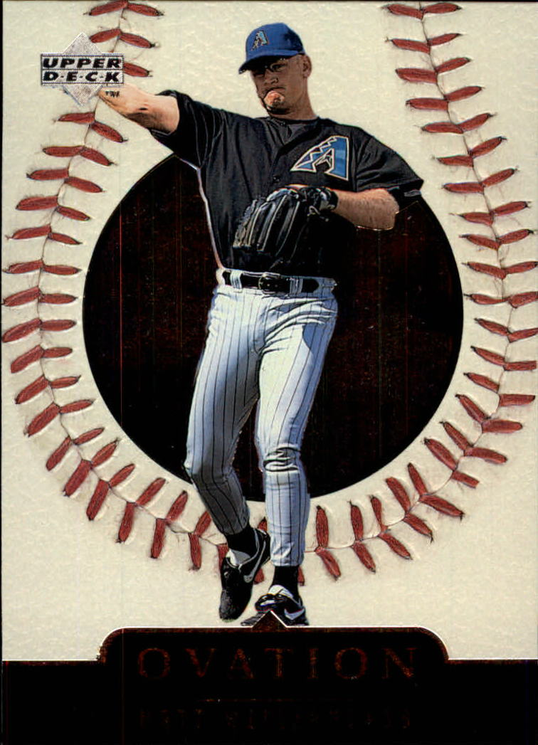 1999 Upper Deck Ovation #9 Matt Williams