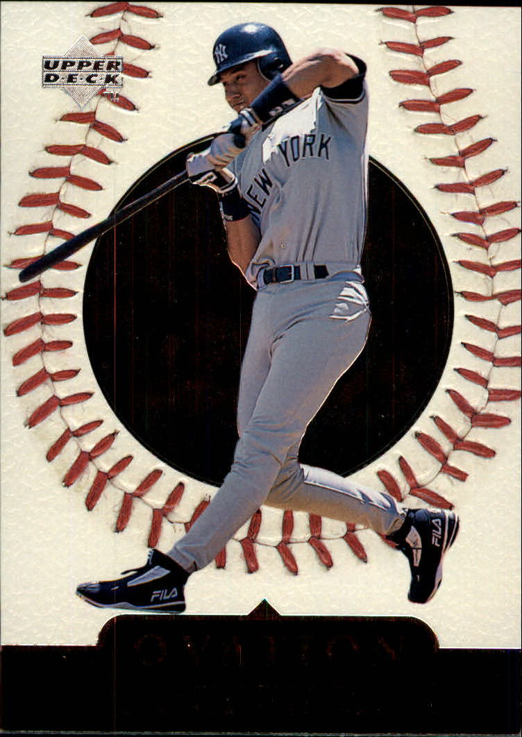 1999 Upper Deck Ovation #13 Derek Jeter