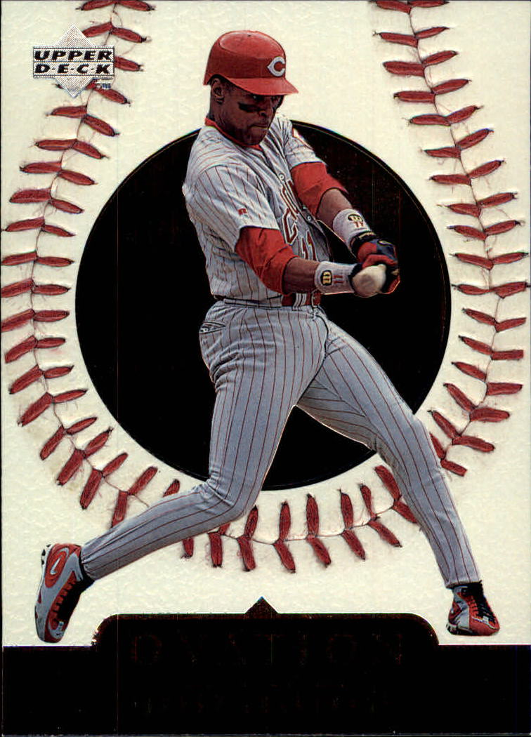 1999 Upper Deck Ovation #21 Barry Larkin