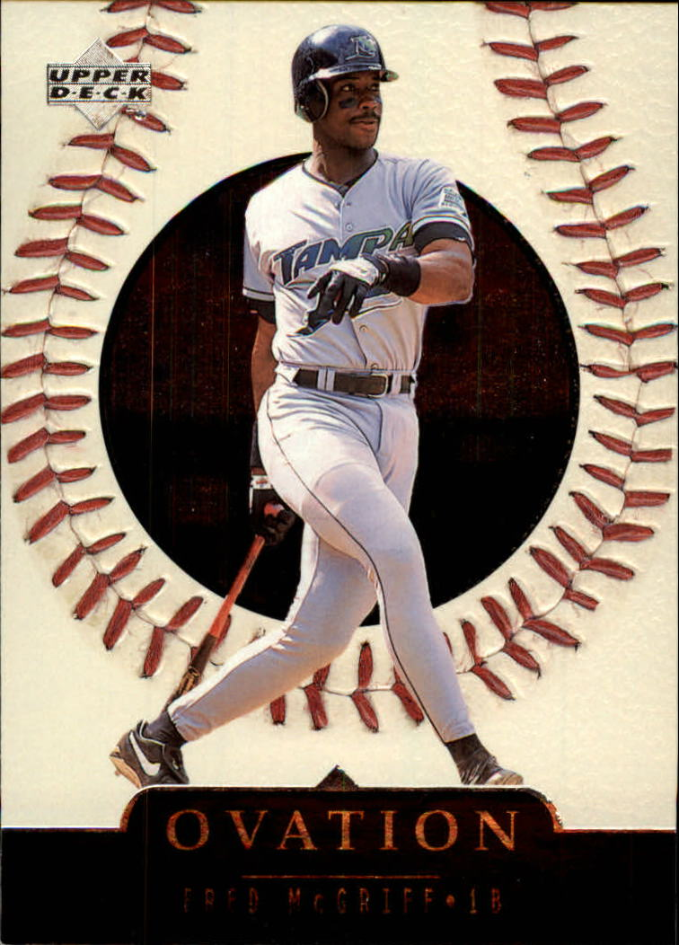 1999 Upper Deck Ovation #39 Fred McGriff
