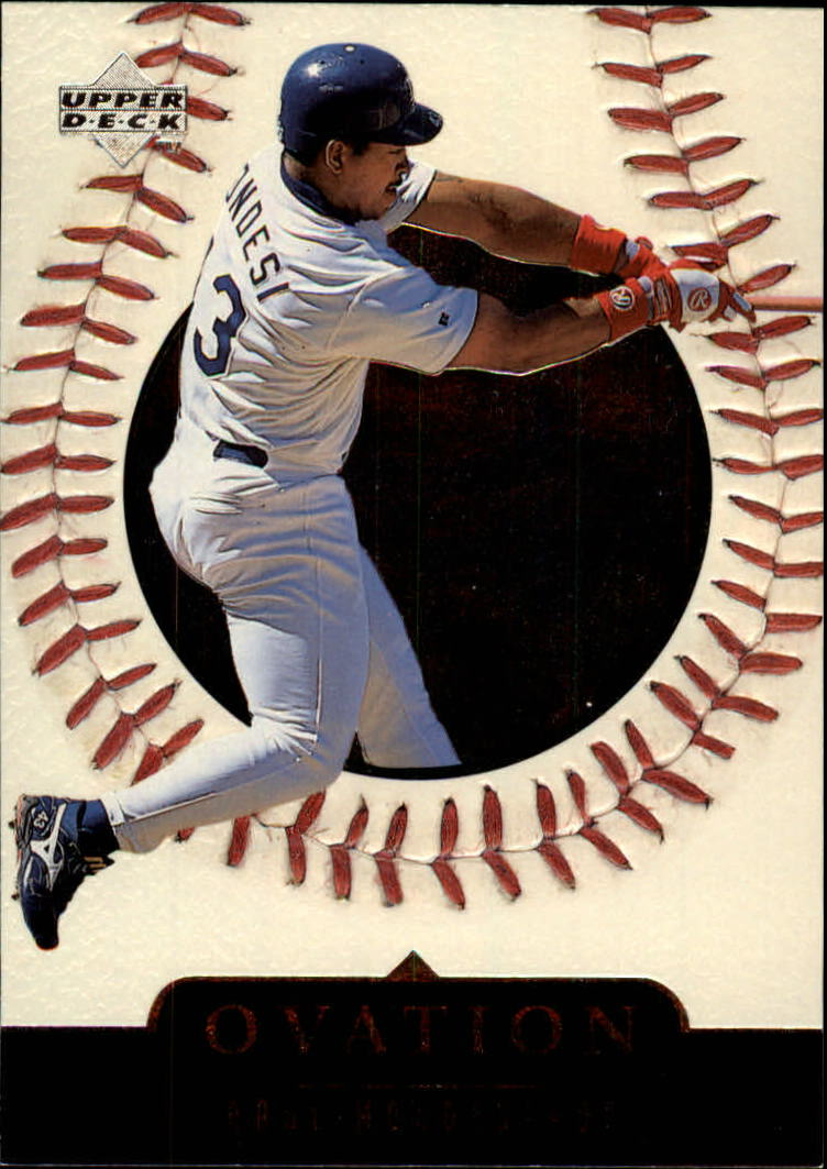 1999 Upper Deck Ovation #51 Raul Mondesi