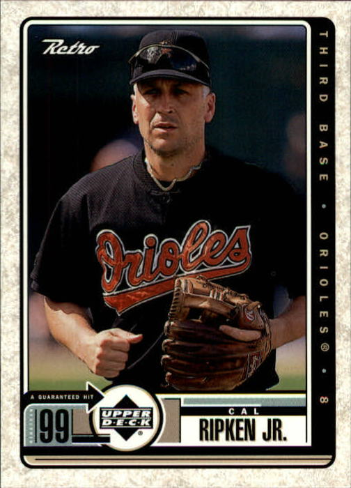 1999 Upper Deck Retro #13 Cal Ripken