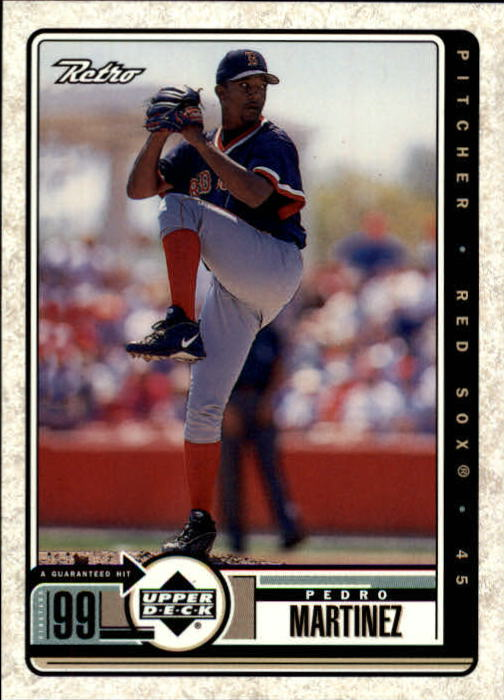 1999 Upper Deck Retro #16 Pedro Martinez