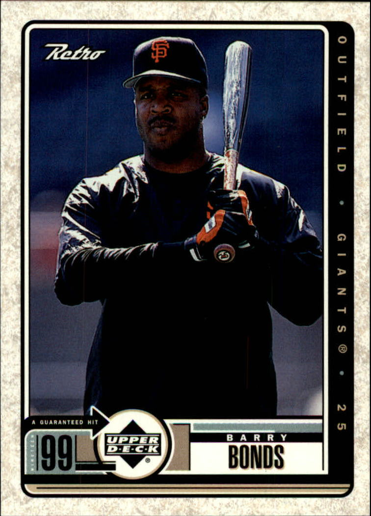 1999 Upper Deck Retro #74 Barry Bonds