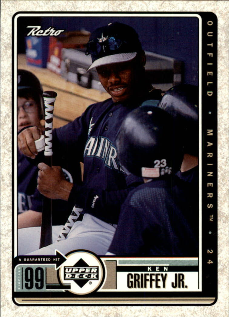 1999 Upper Deck Retro #76 Ken Griffey Jr.