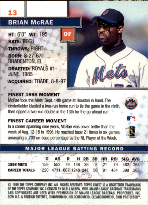 1999-Finest-Baseball-1-279-Finish-Your-Set-GOTBASEBALLCARDS thumbnail 27