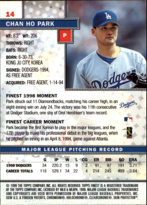 1999-Finest-Baseball-1-279-Finish-Your-Set-GOTBASEBALLCARDS thumbnail 29