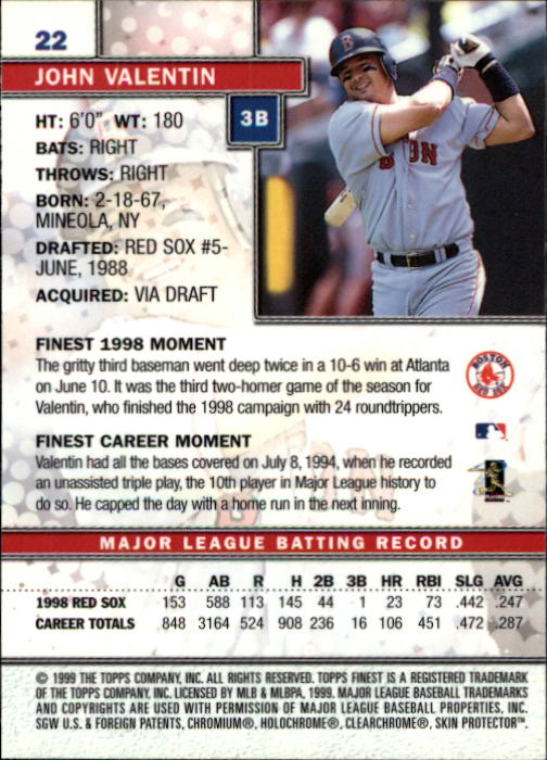 1999-Finest-Baseball-1-279-Finish-Your-Set-GOTBASEBALLCARDS thumbnail 45
