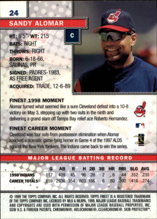 1999-Finest-Baseball-1-279-Finish-Your-Set-GOTBASEBALLCARDS thumbnail 49